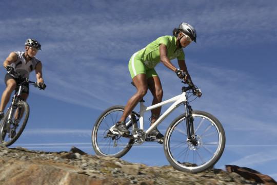 Erleben Sie mit dem Mountainbike die Highlights der Insel und erklimmen Sie mit uns den höchsten Punkt.